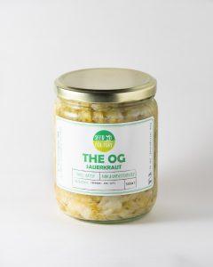 The OG Sauerkraut